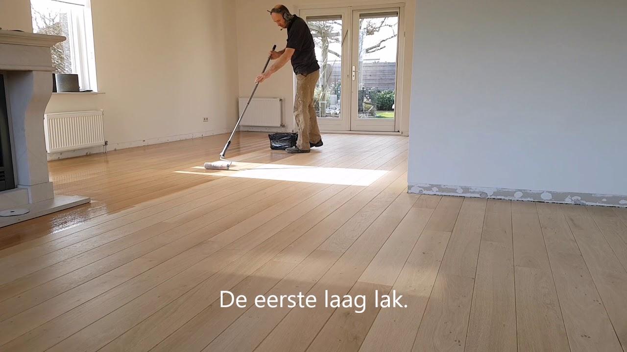 Parketvloer schuren enschede vloer onderhoud youtube