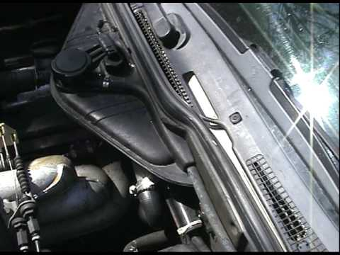 E34 535i Cooling System Part 1 Youtube