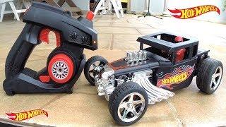 Hot Wheels Bone Shaker de Controle Remoto - Brinquedos Candide