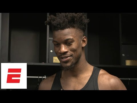 Jimmy Butler after Timberwolves season-opening loss to Spurs: 81 games to play | NBA Sound