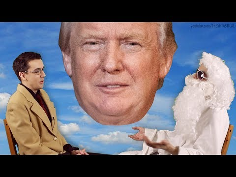 Interviewing God About Donald Trump