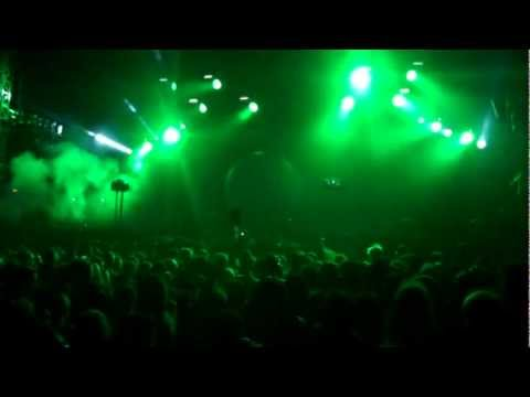 Hi Tek Soul (Kevin Saunderson & Derrick May) Bestival 2011, Big Top