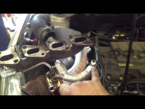 2011 Chevy Cruze (Turbo replacement/swap) #1