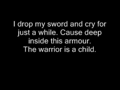 Mix - Warrior is a child lyrics