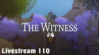 LIVE [110] - Puzzeln mit THE WITNESS (#4) | [11.03.2018]
