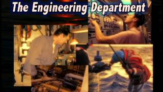 Wage Mariners: The Backbone of the NOAA Fleet:  Engineering Department Version