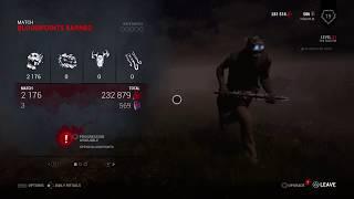 Focused Predator (Dead by Daylight Gameplay)