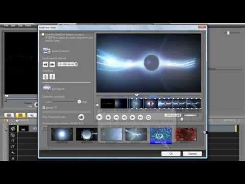 Corel Video Studio Pro X2 Tutorial, Multi-Trimming Your Video