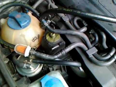 Czyszczecznie Pompowtryskiwaczy Silnik 19 Tdi Asz Liqui Moly