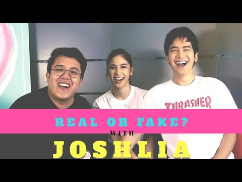 I Love You, Hater (Real or Fake w/ Julia Barretto and Joshua Garcia) || KEN BARRIENTOS