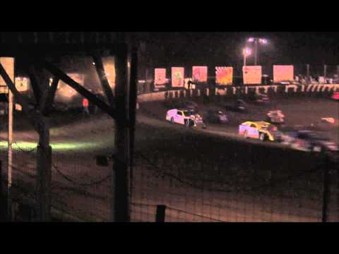 Farmer City Raceway l UMP Modified A-Main l 5.1.15