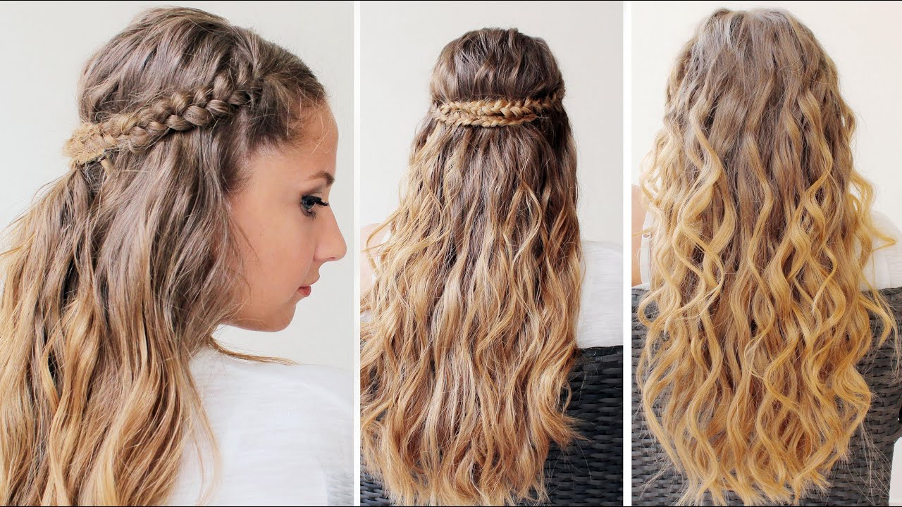 Onde estive con Treccia!! , Hair Tutorial