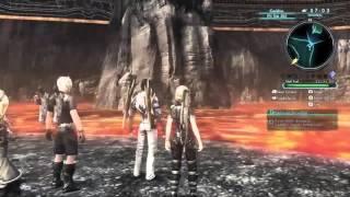 Xenoblade Chronicles X - Definian's Downfall last battles part 1