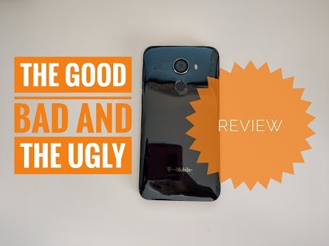 T-Mobile Revvl Review: The Good Bad and The Ugly