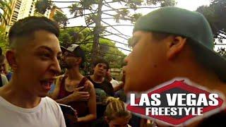 TEO vs TOTO CUARTOS SUB 15 92 Las Vegas Freestyle