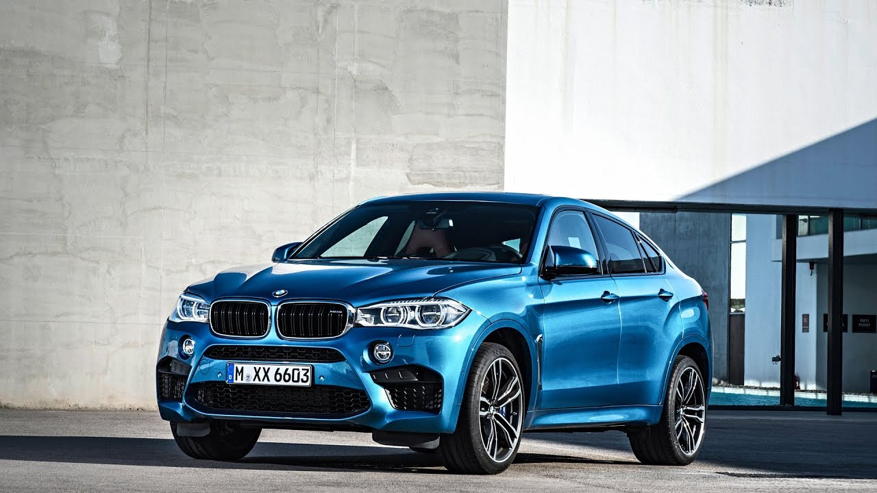 2016 Bmw X6 M Interior And Exterior Youtube