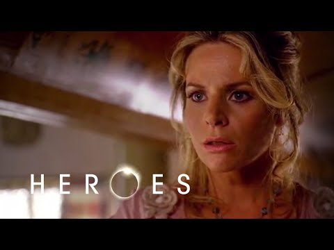 Claire Reveals Her Power To Her Mum // Heroes S01 E14 - Distractions