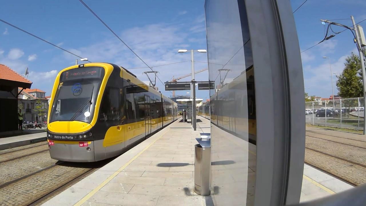 Metro do Porto - Povoa de Varzim