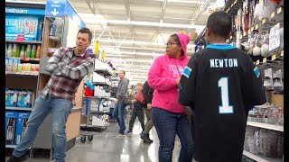 The Pooter - Farting at Walmart turns into something unexpected!!