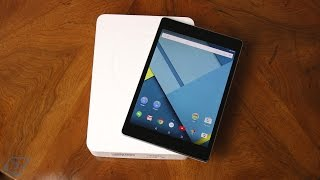 Google Nexus 9 Unboxing & Hands-On (Deutsch) | tabtech