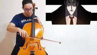 Ominous/Kaiki Theme - Monogatari Series (Cello  Cover) by Stephan Bookman