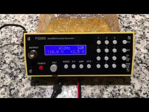 FREQUENCY GENERATOR DEMO
