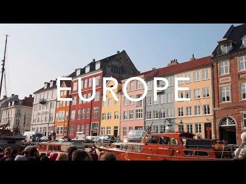Europe Travel Diary | Denmark, UK, Scotland, Ireland