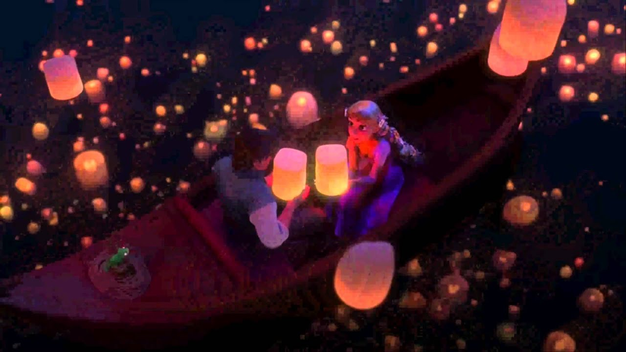 Disney Tangled Rapunzel Quot I See The Light Quot Music Video 1080p Hd Youtube