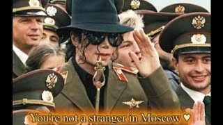 Michael Jackson in Moscow - 1996 thumbnail