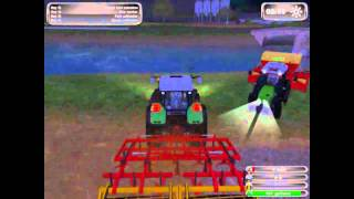Farming Simulator 2011 Gameplay pc (Lan)