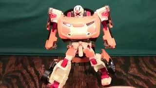 Tobot Evolution X Review (from Young Toys 또봇)
