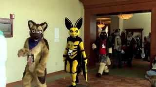 Rainfurrest 2015 Fursuit Parade