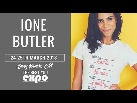 """Ione Butler will be at """"The Best You"""" EXPO USA 2018"""