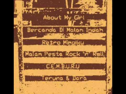 The Lipstik - Teruna dan Dara (Lyric)