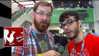 Jack and Ray at E3 2013 Part 2