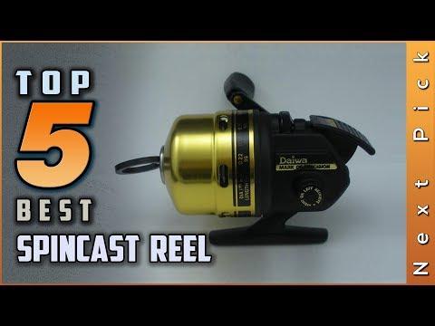 Top 5 Best Spincast Reel Review In 2020