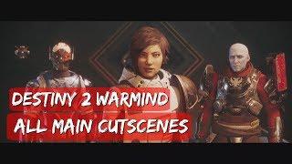 ALL *NEW* CUTSCENES | DESTINY 2 WARMIND