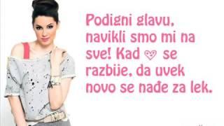 SARA JO - Zauvek (Tekst|Lyric)