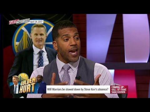 Will the Golden State Warriors be slowed down by Steve Kerr's absence? | SPEAK FOR YOURSELF