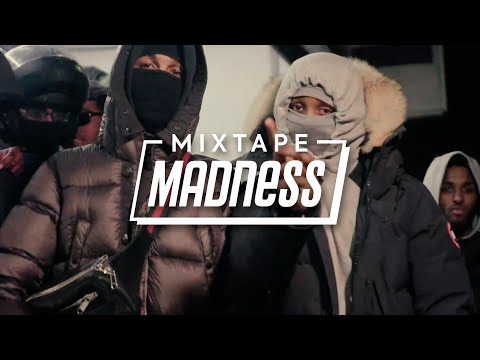 #YTB AB x Grinner - Mali Niggaz (Music Video) | @MixtapeMadness