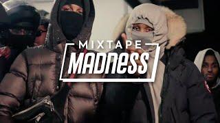 #YTB AB x Grinner - Mali Niggaz (Music Video) | @MixtapeMadness