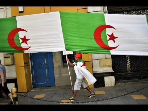مطالب بمرحلة انتقالية في الجزائر  - نشر قبل 3 ساعة