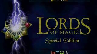 Lords of Magic Special Edition Mantera mod GS5R3 Part 2 Fire sorceress on hard turns 2 to 4