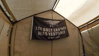 リアルな米軍さん達の休暇サバゲー映像です