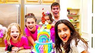 Sinh nhật của Mia 3 năm - Bộ sưu tập video cho trẻ em