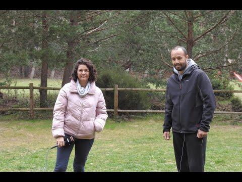 Entrevista a Álvaro Luque, desde El Camping Refugio de Pescadores de Covaleda