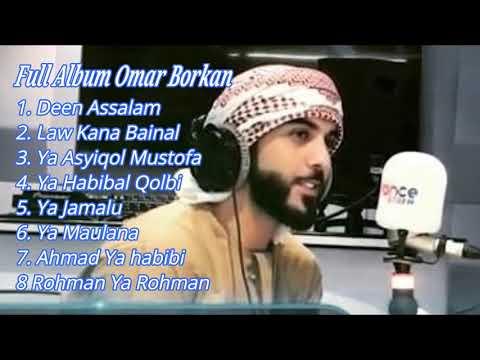 full-album-cover-omar-borkan-al-gala-sholawat