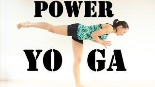 POWER YOGA | Día 12 #mega5semanas