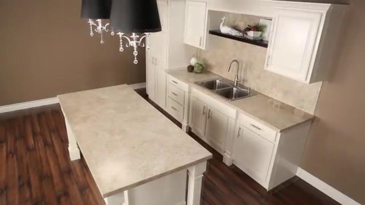 How to refinish kitchen islands hottest how to kitchen - Inexpensive kitchen island ideas ...