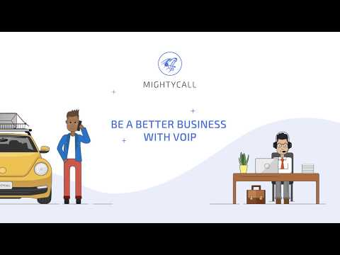 Small Business Phone System. How It Works   MightyCall